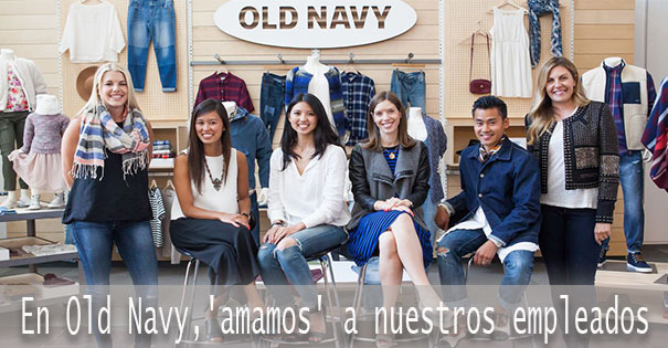 Empleo Old Navy